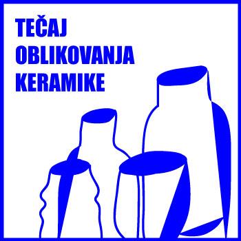 TEČAJ OBLIKOVANJA Z GLINO // 28.11.2019